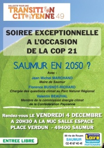 Saumur en 2050