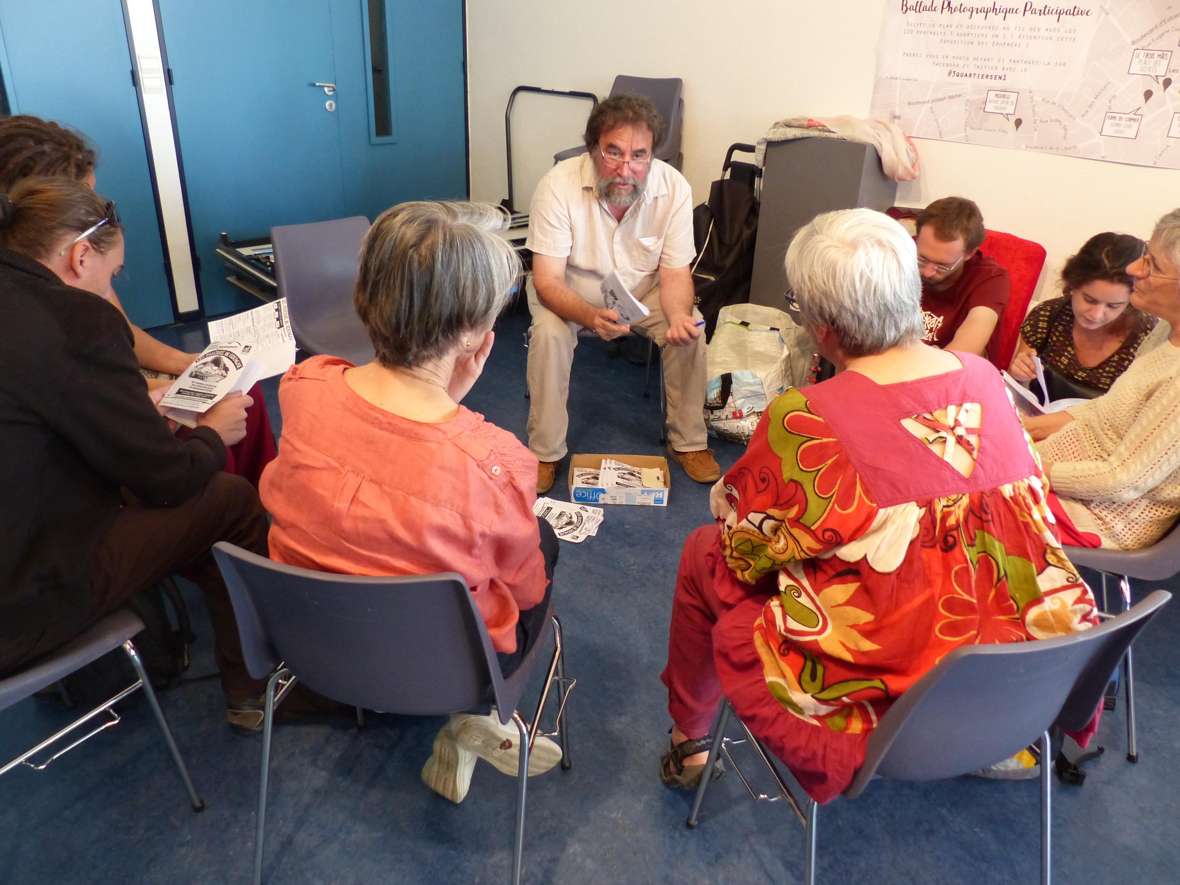 Le Jardin de cocagne angevin (Tour des initiatives) « Collectif pour une transition citoyenne 49